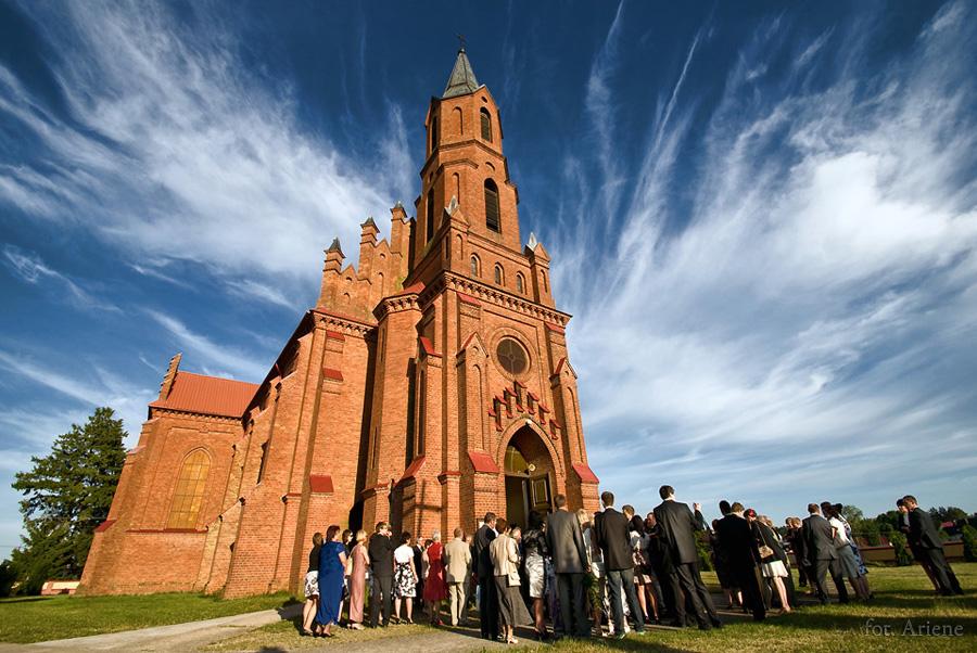 kościół w Zalasiu