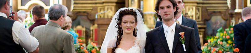 ślub Kamila i Anety w Kazimierzu
