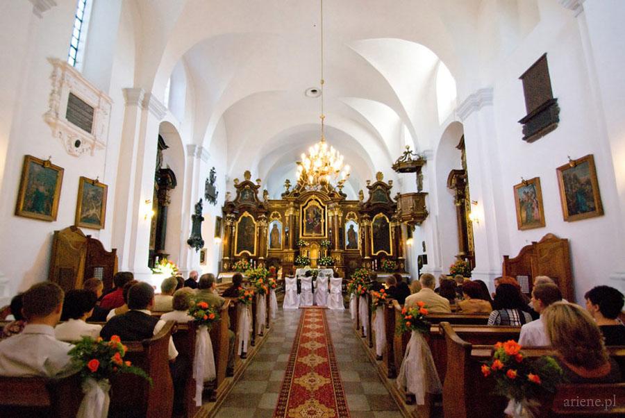 Ślub w Kazimierzu Dolnym