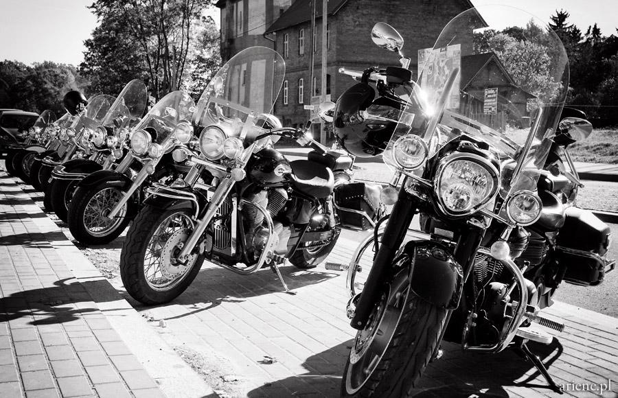 motocykle w Rucianem Nidzie