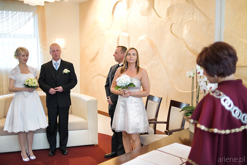ślub w USC w Legionowie