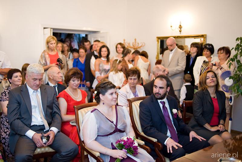 ślub USC w Błoniach