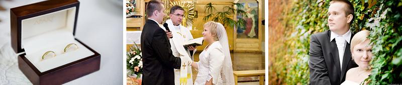 ślub w Kościele Niepokalanego Serca Maryi Śródborowie, Otwock