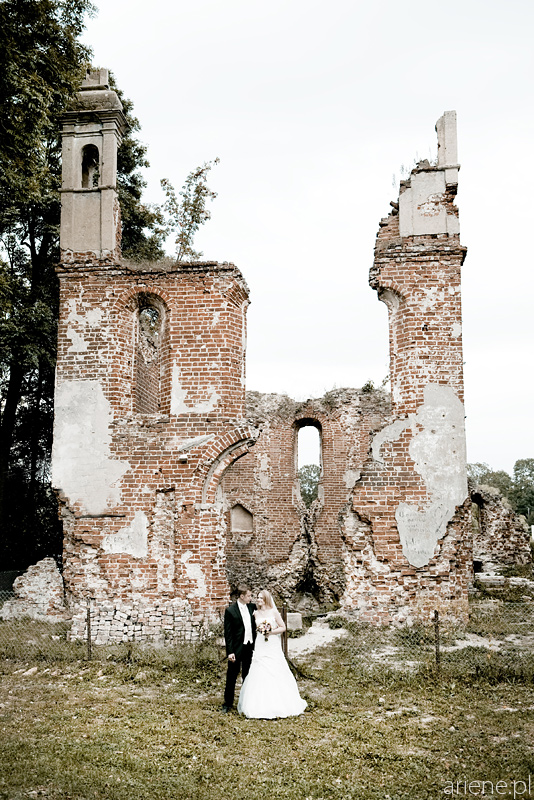 sesja plenerowa w Mielniku