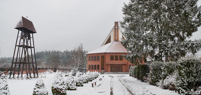Kościół Trójcy Świętej w Rucianem Nidzie