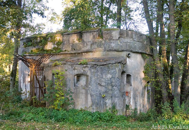 bunkry w Rucianem Nidzie