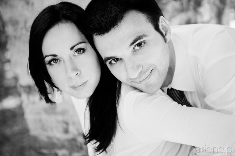 sesja ślubna w Parku Arkadia w Nieborowie