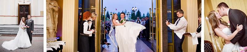 wesele w Venecia Palace