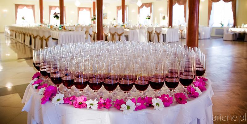wesele w sali Karter w Warszawie