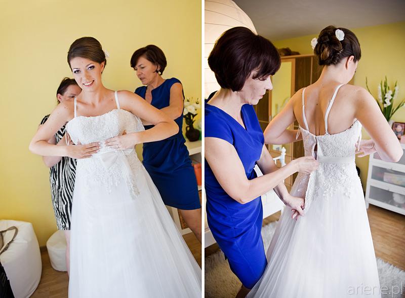 przygotowania do ślubu, fotograf Warszawa