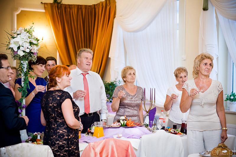 ślub w NMP w Zalesiu Dolnym