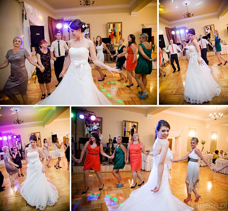 wesele w sali Esencja Lesznowola