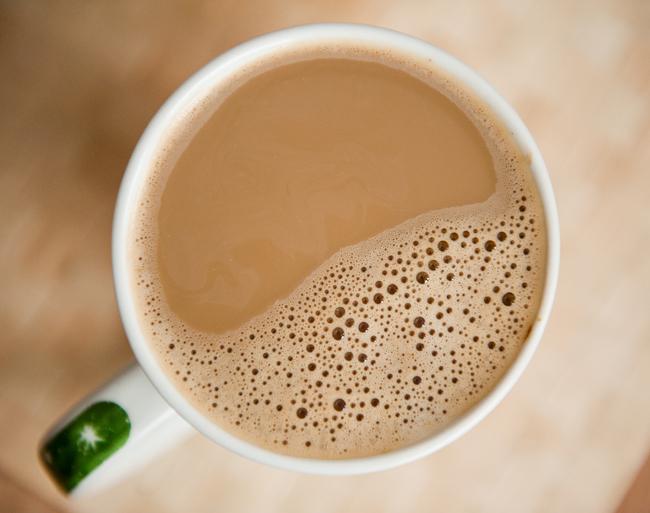 zimowa kawa Inka