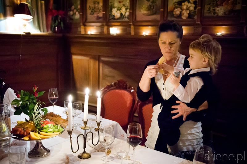 kameralny obiad w restauracji Sekret na Starówce
