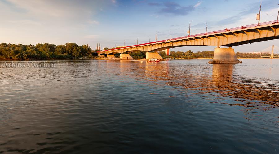 most śląsko-dąbrowski panorama