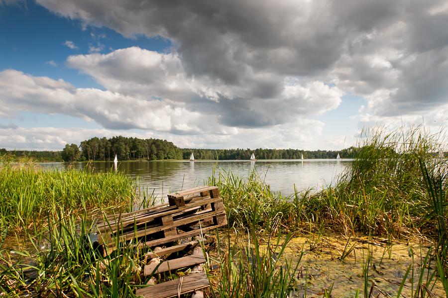 Zdjęcia krajobrazowe, Mazury