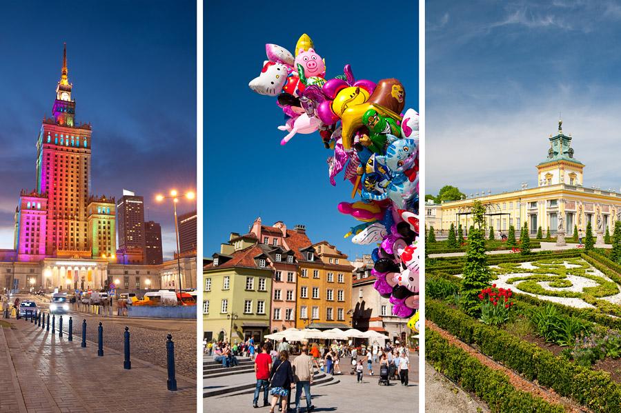 Warszawa zdjęcia