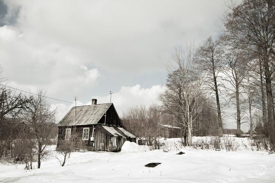 Fotografia krajobrazu, zima