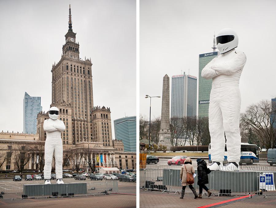 Top Gear w Warszawie