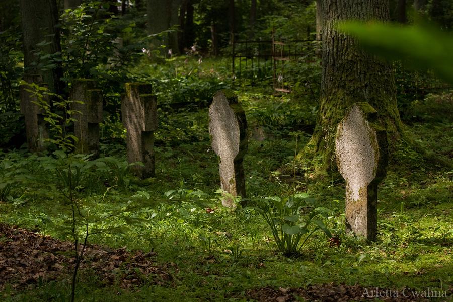 cmentarz niemiecki w Rucianem Nidzie