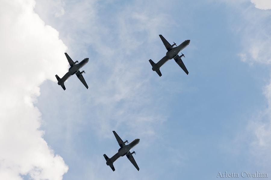 pokaz sił powietrznych