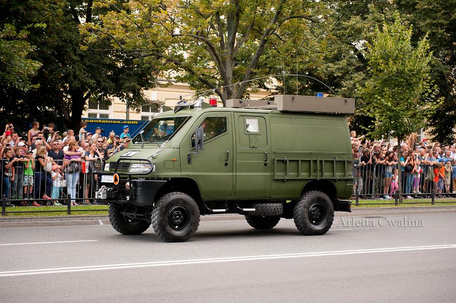 pojazdy wojska polskiego