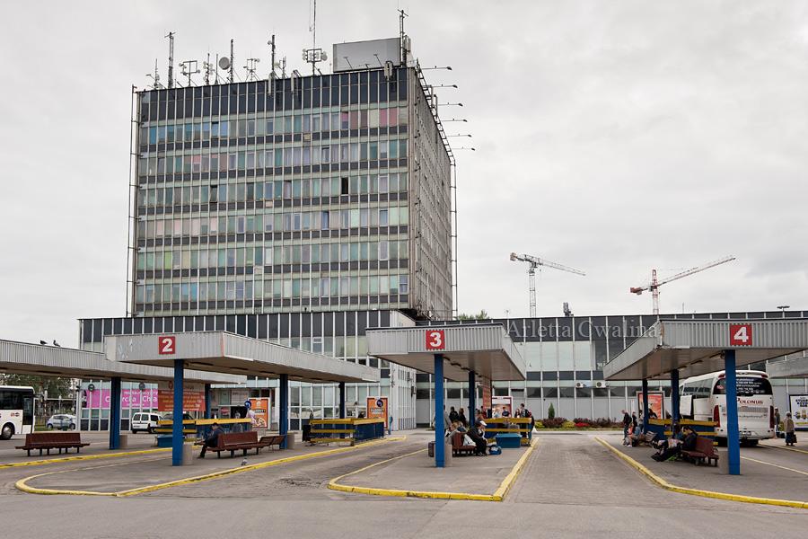 hostel Zachodni w Warszawie