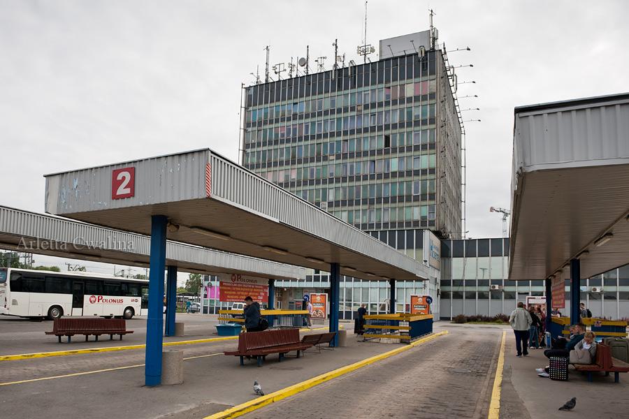 PKS Dworzec Zachodni
