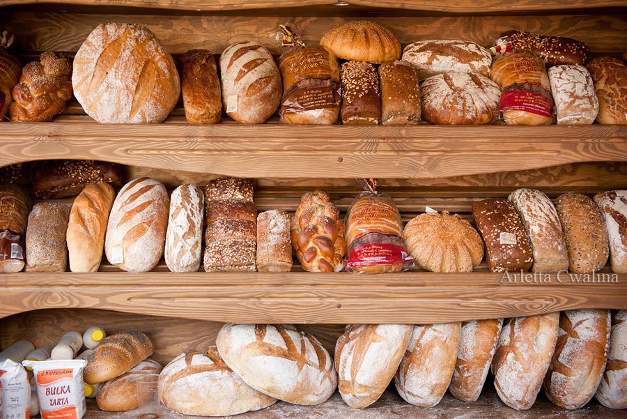 wystawa chlebów