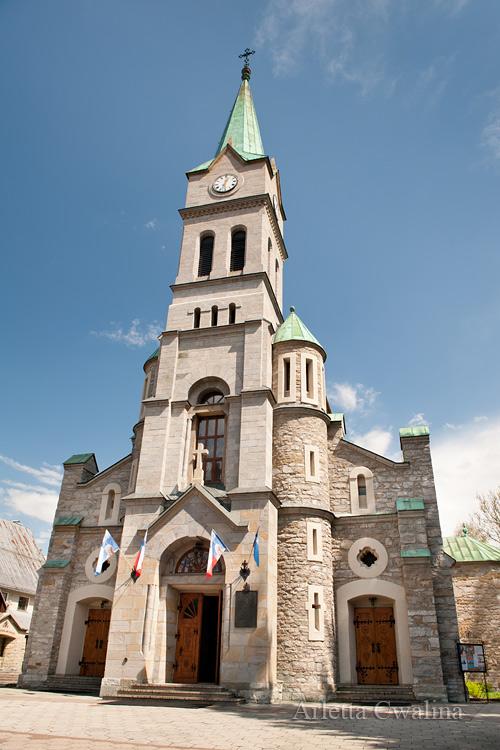 Parafia Najswietszej Rodziny w Zakopanem