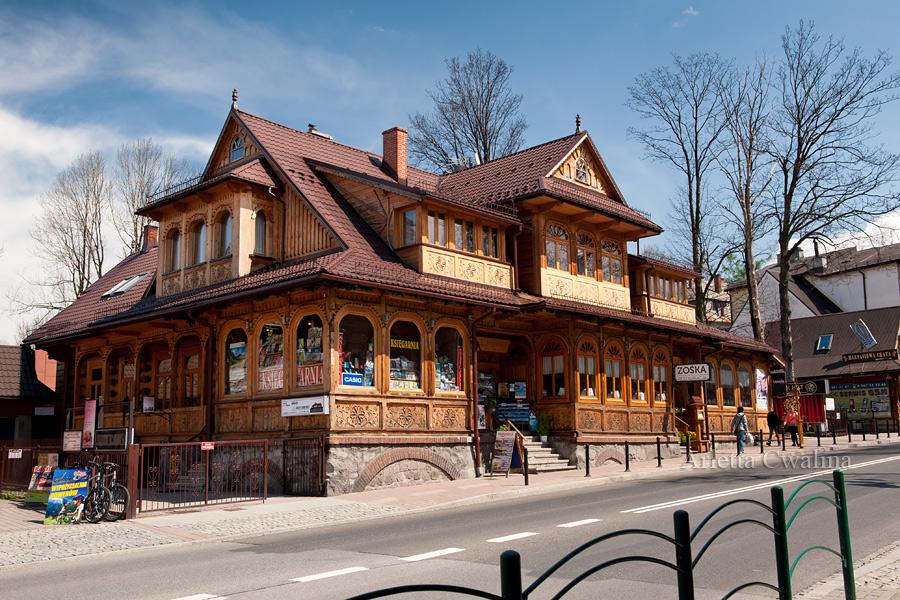 Restauracja Zośka