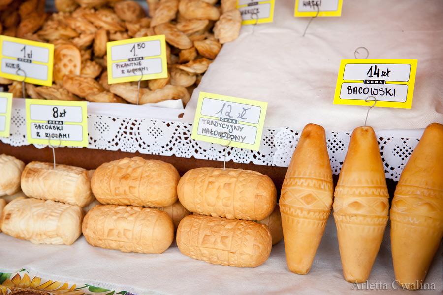 owczy ser w Zakopanem