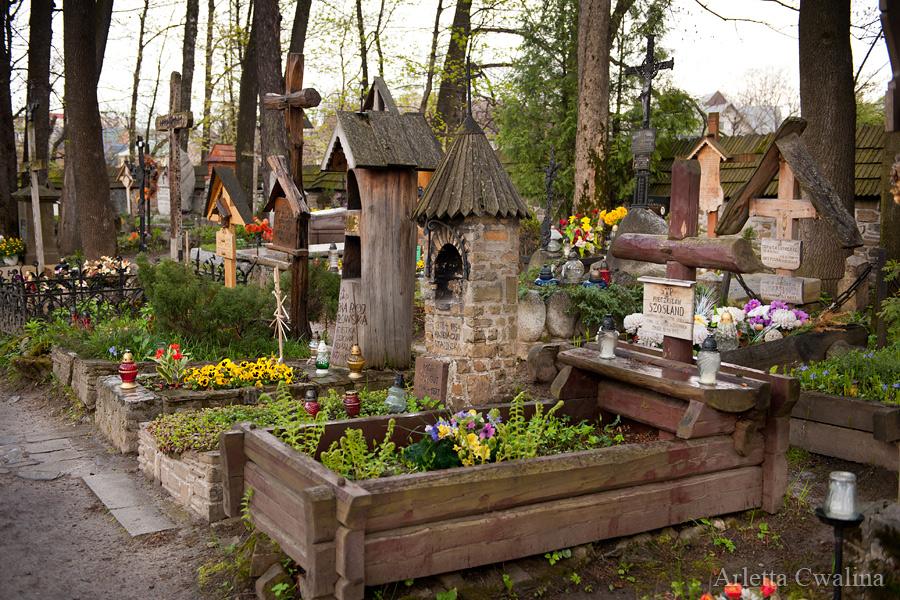 Cmentarz Zasluzonych na Peksowym Brzyzku w Zakopanem