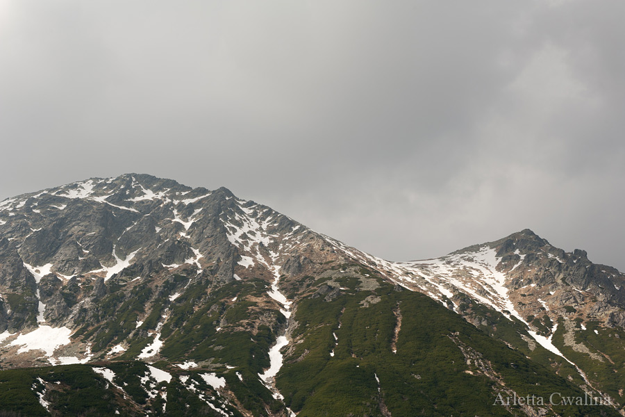szczyty Tatr