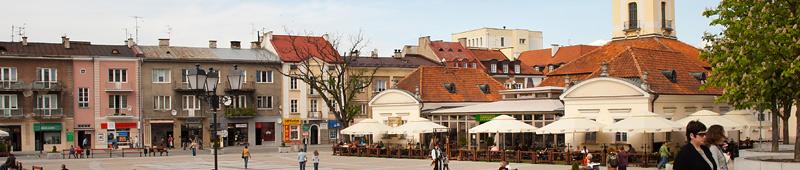 plan rynkowy w Białymstoku