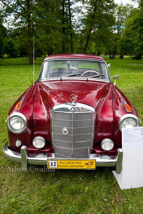 Cabriolet Mercedes-Benz
