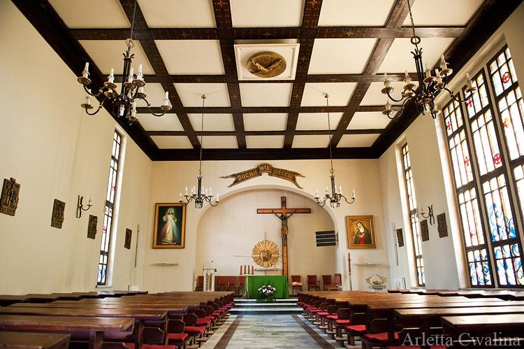 kościół w Rucianem Nidzie