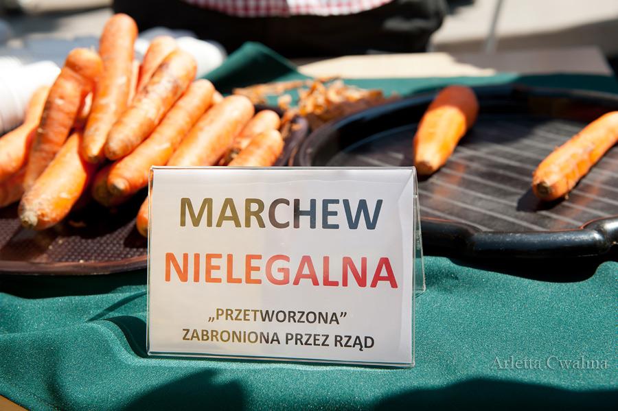 nielegalna marchew