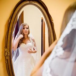 Przygotowania ślubne i błogosławieństwo