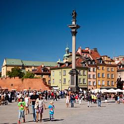 pomnik Zygmunta w Warszawie