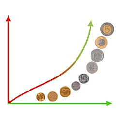 Sprzedaż zdjęć, rosnące zarobki na stockach