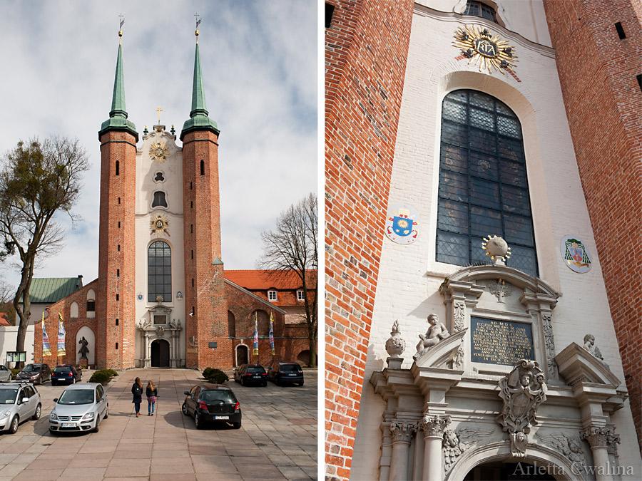 kościół w Oliwie