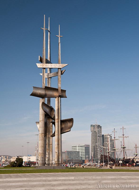 Pomnik Poleglych Stoczniowcow