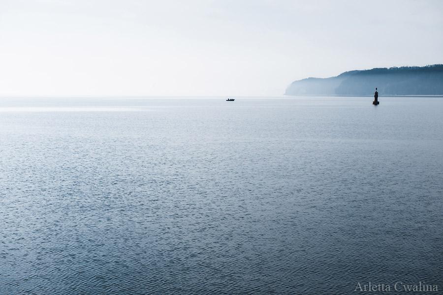 krajobraz morski w Gdyni