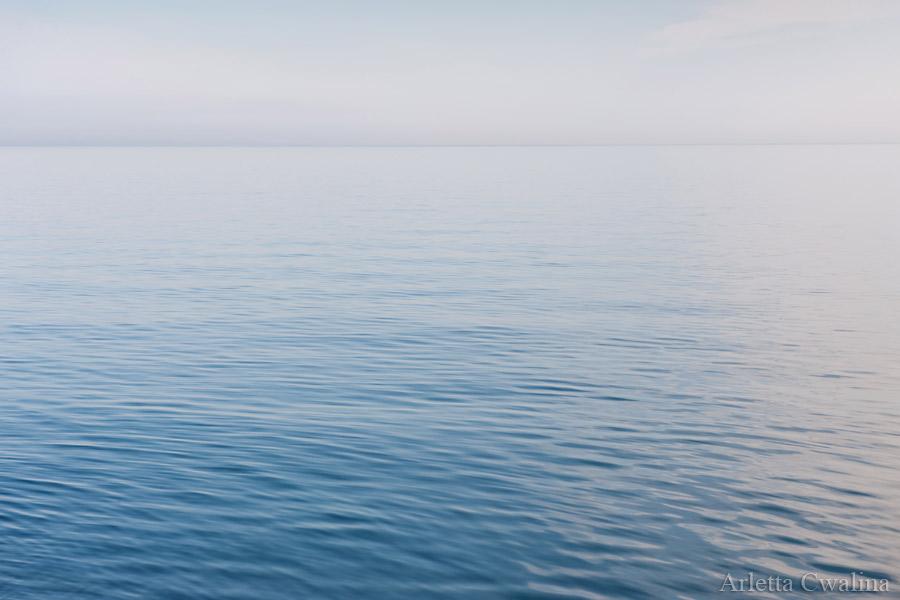 morska abstrakcja