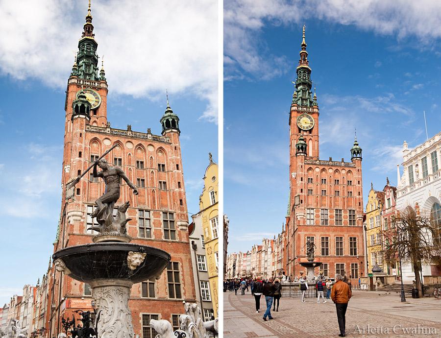 Ratusz Miasta w Gdańsku